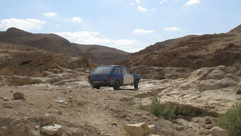 פעוטה מתה לאחר שנשכחה ברכב באזור פזורת תל ערד
