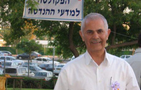 """מנכ""""ל חדש לרשות לפיתוח הנגב: נתן ג'יבלי"""