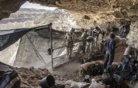 במסגרת תכנית לאומית מתקיימות חפירות אינטנסיביות במערות מדבר יהודה להצלת המגילות מפני שודדים