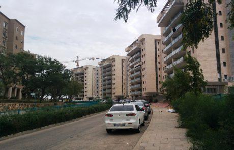 ערד מנערת את האבק- בנייה חדשה ועבודות תשתית במיליוני שקלים