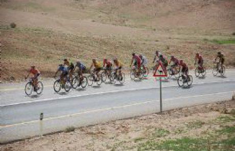 """""""טור דה ישראל 2010"""" עובר גם לאורך ים המלח"""