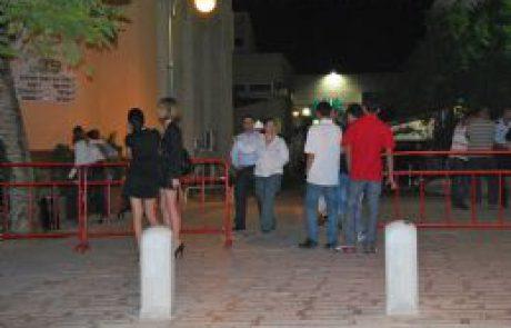 המשטרה, עיריית ערד ובעלי הפאבים בערד – בשיתוף פעולה ייחודי בפקוח על בילוי עם אלכוהול