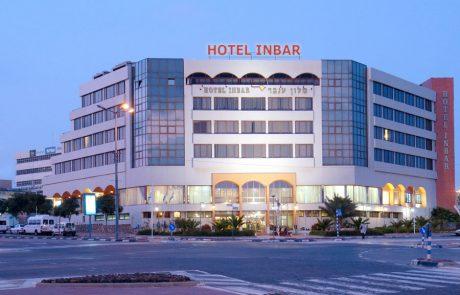 מלון ענבר – ערד