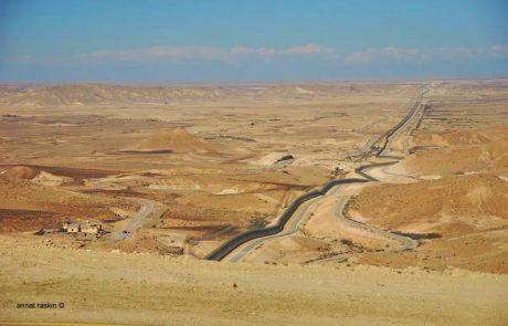 חדש-כביש 10 יפתח למטיילים אחת לחודש