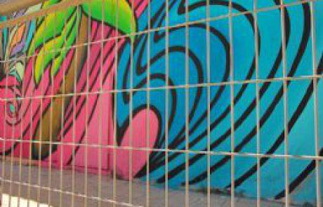 POW WOW ISRAEL-ARAD-סצנת אמנות הרחוב בערד