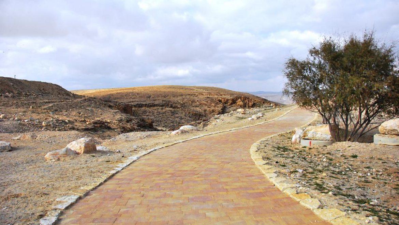 מסלולי הליכה בפארק נחל חסד צילום-ענת רסקין