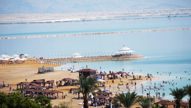 חוף רחצה בים המלח צילום-ענת רסקין