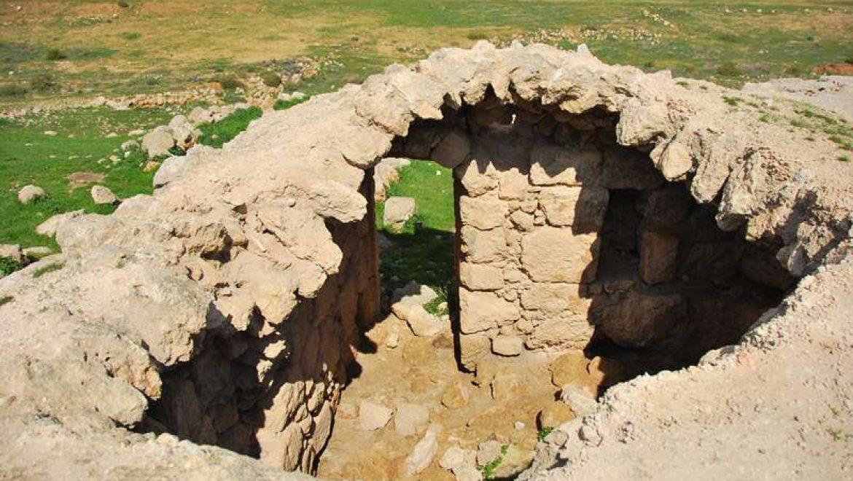 עתיקות בתל קריות צילום-ענת רסקין