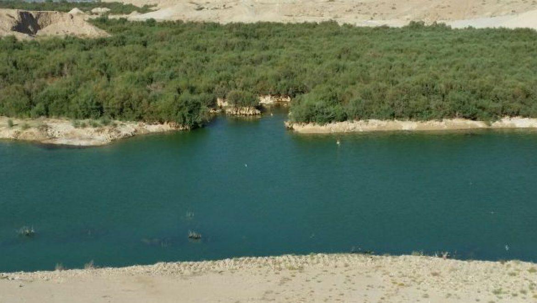 האגם הנסתר צילום-גיורא אלדר