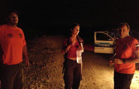 """אחרי שהלכה יותר מ-20 ק""""מ חולצה מנחל צאלים והיו גם מופלטות.."""