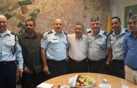 תחנות משטרה גדולות שמספקות שירותי משטרה 24/7 יוקמו בישובים הבדואים בדרום