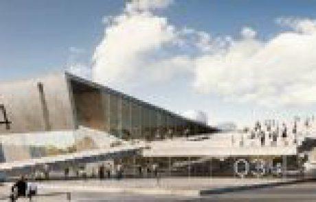 כך יראה מוזיאון חיל האוויר החדש בחצרים