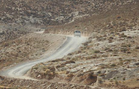 הרשות הפלסטינאית סללה 'אוטוסטרדת הברחות' בין הנגב להר חברון