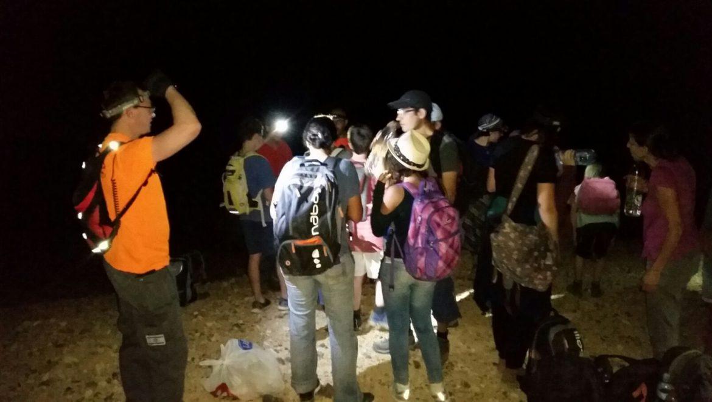 חוהמ פסח- חילוצים מנחל קינה ומנחל בוקק