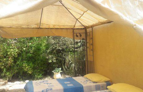 ערד- אוהל האירוח של יצחק כדיה