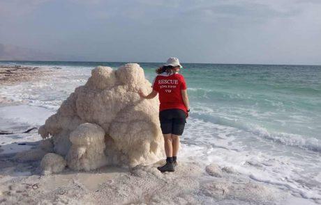 מחפשים את זושה ומגלים את ים המלח