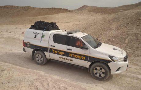 חילוץ בת ואב מנחל חבר במדבר יהודה