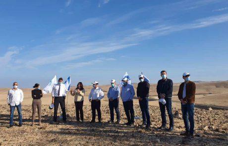 """מירי רגב נחושה- שדה""""ת הבינלאומי של ישראל בנבטים להחלטת ממשלה"""