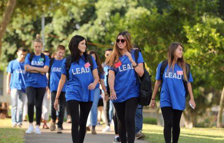 צוות LEAD לפיתוח מנהיגות בישראל יפתח בבאר שבע