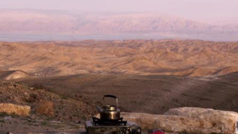 נוף ממצפור גורני- מקום אידיאלי לעשות קפה צילום-ענת רסקין